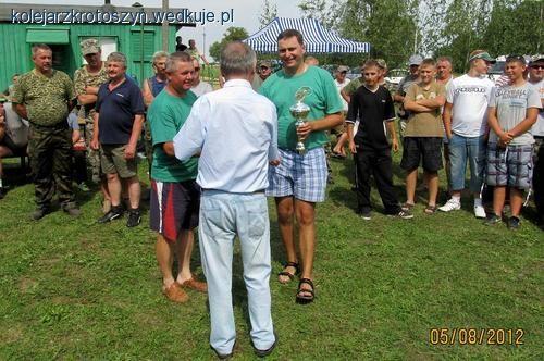 Puchar Prezesa Okrêgu 05.08.2012